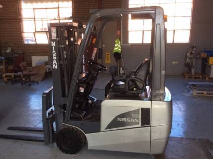 NISSAN FORKLIFT L 3-WH 1.8 T - Finance or (*Rent-To-Own *$92 pw)