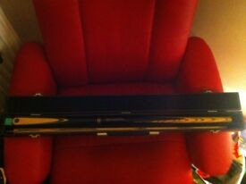 Collector's Edition Signed Ronnie O'Sullivan Snooker Cue - Great Condidition - Only been used once!