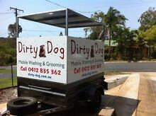 Dirty Dog Mobile Washing & Grooming Alexandra Hills Redland Area Preview