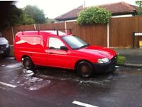 Ford Escort 55 D Van 1.8 Diesel 1998 Very clean and Tidy van, CAN BE USED IN LONDON