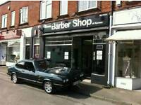 Experienced barber the business barbershop