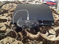 Ps 3 with games