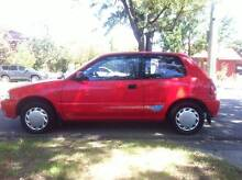 1994 Daihatsu Charade 3D 5Sp Manual Hatchback - Perfect Condition Malvern East Stonnington Area Preview