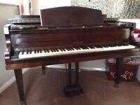 Benson Baby Grand Piano with Stool