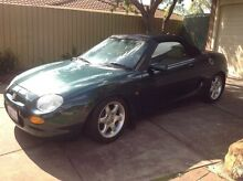 1999 M.G. MGF Coupe Leeming Melville Area Preview