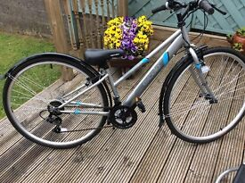 Ladies dike 18 gears excellent condition only used 2-3 times