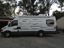 Iveco  Daily  2.8 Daily Turbo Diesel Motorhome Coles Bay Glamorgan Area Preview