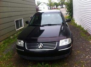 Volkswagen wagon Passat