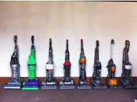 Refurbished dyson ball dysons dc07 dc14 dc18 dc24 dc25 dc33 with tools3month warranty i can deliver