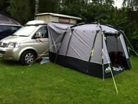 Awning for campervan - Khyam Motordome Tourer.