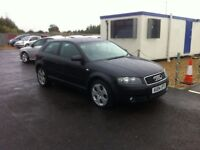 Audi A3 2.0 FSI Petrol breaking for parts