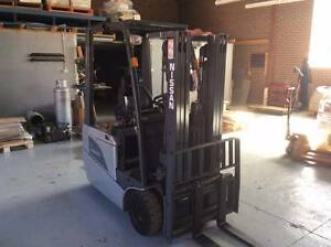 NISSAN FORKLIFT L 3-WH 1.8 T - Finance or (*Rent-To-Own *$92 pw) Ferntree Gully Knox Area Preview