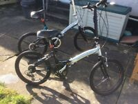 X2 APOLLO TRANSITION FOLDING BICYCLES