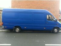 MAN AND VAN - TRANSPORT - REMOVALS - MANCHESTER