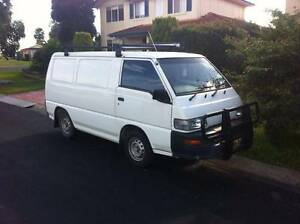 2003 Mitsubishi Express Van - Has Reconditioned Motor, Low Kms Hamlyn Terrace Wyong Area Preview