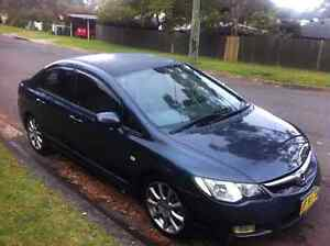 Honda Civic 2007 Manual *LUXURY* *CHEAPEST OUT THERE* Wollongong Wollongong Area Preview