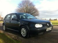 VW Golf MK4 going for parts