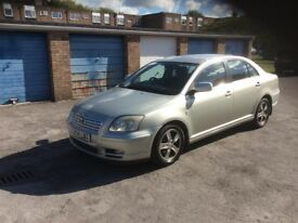 Toyota Avensis 1.8 T3s Petrol with 6 months M.O.T.