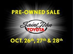 2014 Toyota Venza Limited V6 $219.22 BIWEEKLY!!!