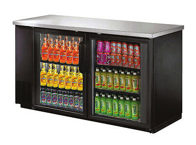 Omcan Ubb-24-60g 60.8x24.4x36.2-inch Refrigerated Back Bar Cooler With Stainles