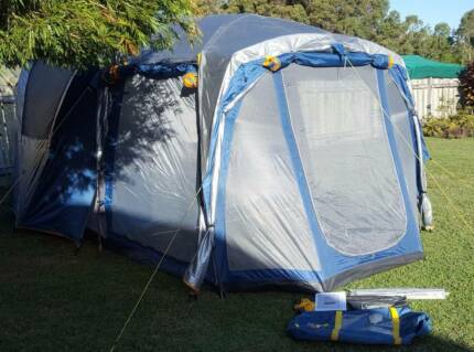 DMH Australia - Argyle - 4 Tent & Two Australiau0027s Finest Leather Hats | Camping u0026 Hiking | Gumtree ...