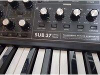 Moog Sub 37 Analog Syth