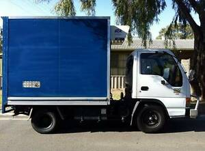 *** 2005 ISUZU NKR 200 *** PANTECH *** REFRIGERATED *** Perth Perth City Area Preview