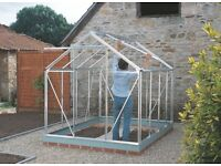 need your greenhouse built?