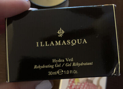 Illamasqua Hydra Veil Primer 30ml 1.0 fl oz Face Gel Hydrating Makeup Full Size