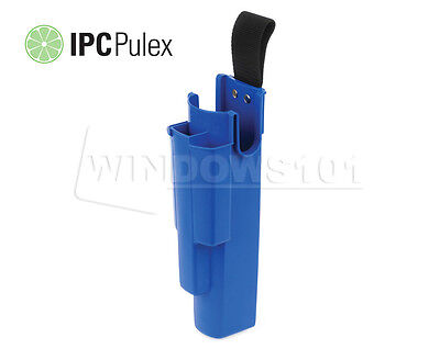 Pulex Tubex Holster w/ Belt Loop for Window Cleaning Squeegee + Washer