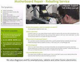 ***MOTHERBOARD REPAIR EXPERTS*** - Reballing Service - Advanced Soldering - Fixing Electronics