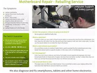 ***MOTHERBOARD REPAIR EXPERTS*** - Reballing Service - Advanced Soldering - Fixing Electronics