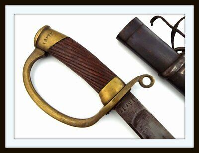 ANTIQUE WELL MARKED RUSSIAN MODEL 1881 DRAGOON SHASHKA SWORD FOR PERSIAN ARMY