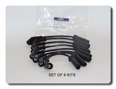 Spws805 103 Spark Plug Wire Set Fits  Isuzu Gmc Chevrolet  Cadillac