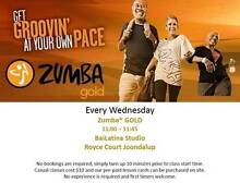 Zumba Gold - every WED 11:00am Joondalup Joondalup Area Preview