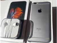 As new iPhone 6s 32gb unlocked