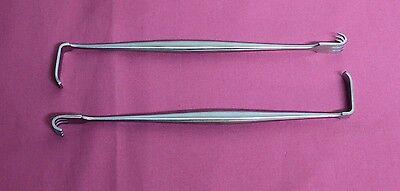 Or Grade 2 Senn Muller Retractors 6.25 Blunt Sharp Surgical Instruments A