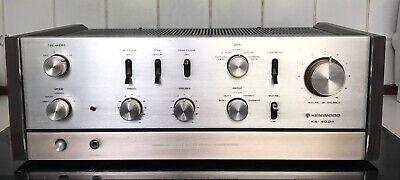 Vintage Trio amplifier