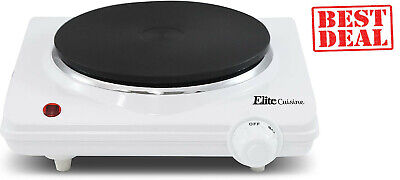 Commercial Induction Burner Electric Portable Countertop Cooktop Cooker 1000W.