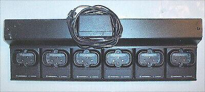 Gang Charger for Motorola Radius SP10 Two-Way Radios