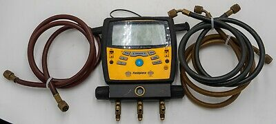 Fieldpiece Sman360 Wireless 3-port Digital Manifold With Micron Gauge