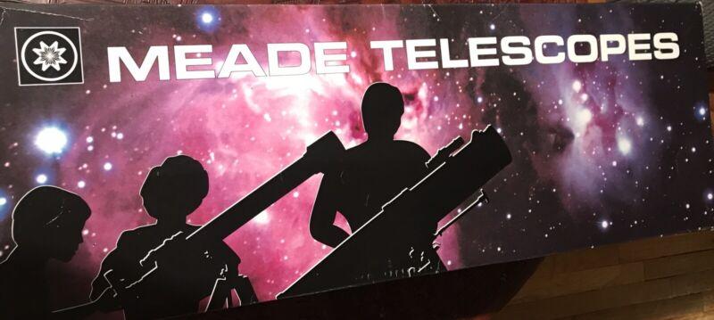 Meade Telescopes 285(Incomplete)
