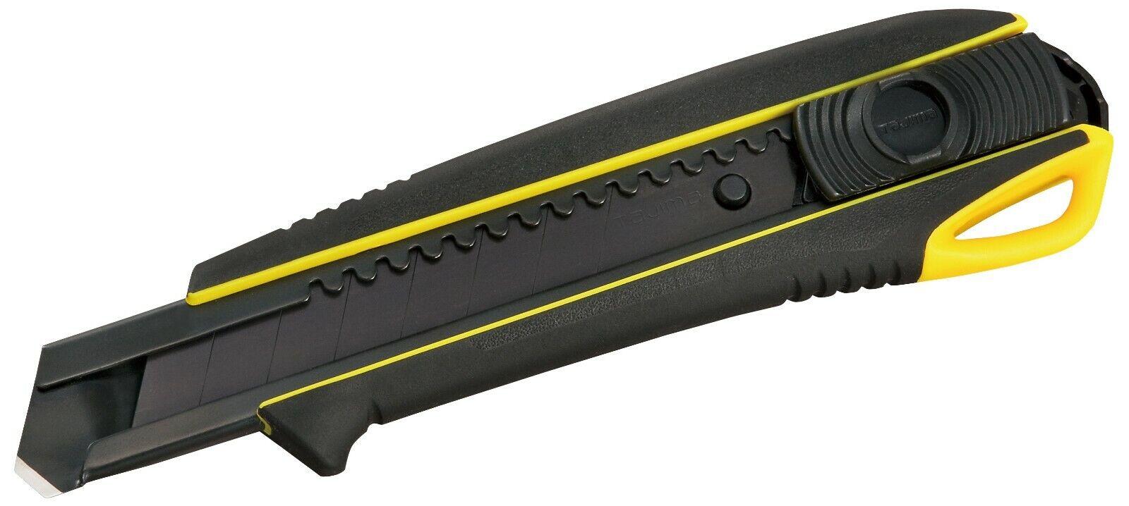 TAJIMA DORA Cutterklingen superscharf RAZAR BLACK 30° 9mm 100 Stück Spare Blades