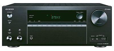 Onkyo TX-NR676 Schwarz Aussteller 7.2-AV-Receiver Dolby Atmos 4K/60 Hz HDCP 2.2