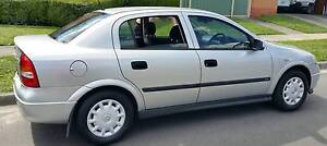 2001 Holden Astra Sedan, excellent condition inside and out Mount Waverley Monash Area Preview