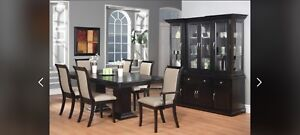DINING SET 7 PCS BRRANND NNEEWW
