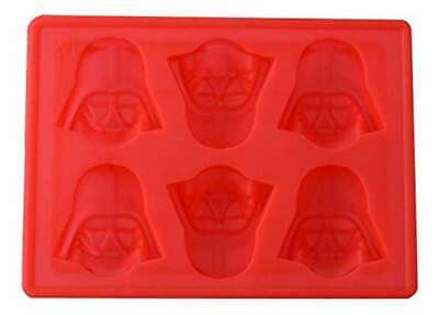 NEW OFFICIAL STAR WARS DARTH VADER SILICON ICE CUBE TRAY MOULD SEALED IN PACKET