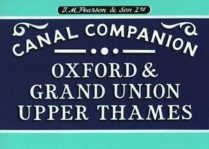 Pearsons-Canal-Companion-Oxford-Grand-Union-Upper-Thames-by-Michael