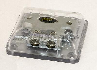 Brand New Stinger Pro Series Power/Ground Distribution Block SPD514 ShocKrome