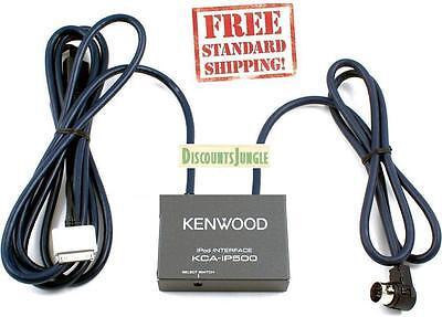 BRAND NEW KENWOOD KCA-IP500 IPOD® CONTROL INTERFACE